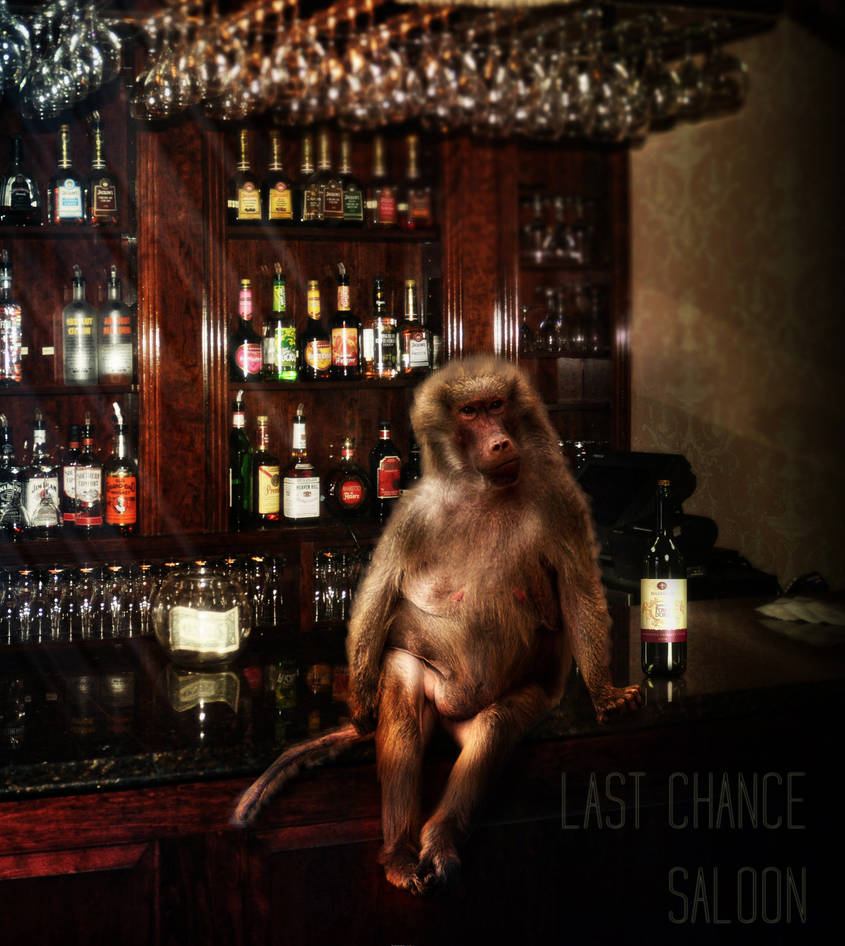The Last Chance Saloon by marymo1975
