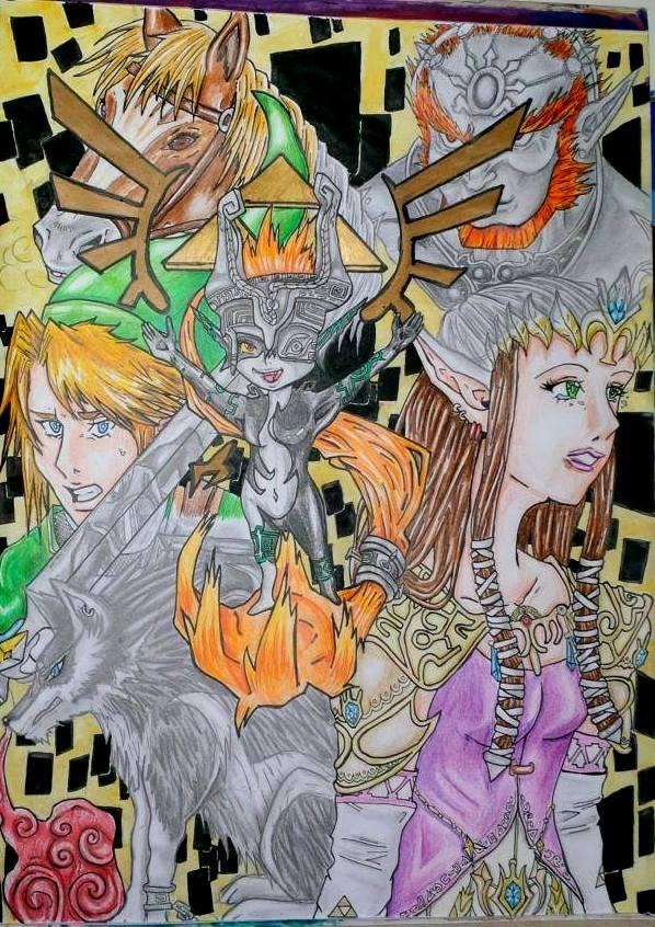 Zelda by arschra