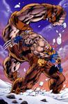 Colors on Wolv vs. Juggernaut