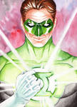 Green Lantern - Hal Jordan by BrunoBull
