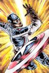 Captain America - color