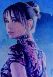 Joy - Ana de Armas (Bladerunner2049)