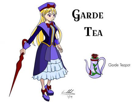 Garde Tea character sheet