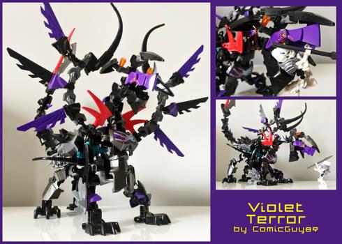 LEGO MOC - Violet Terror