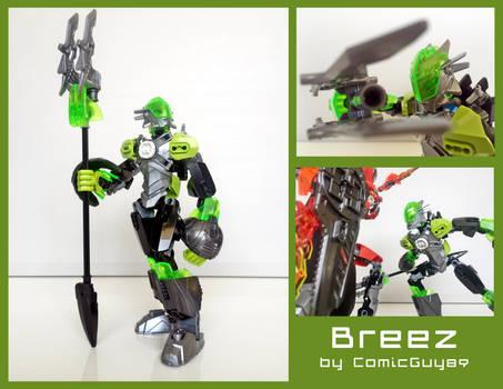 LEGO MOC / MOD - Breez