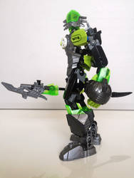 LEGO MOC / MOD - Breez 02 (side view) by ComicGuy89