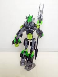 LEGO MOC / MOD - Breez 03 (rear view)