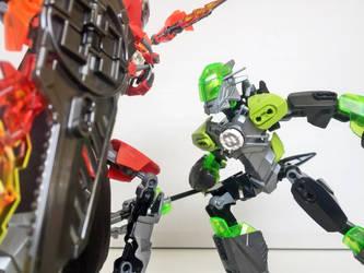 LEGO MOC / MOD - Breez 04 by ComicGuy89