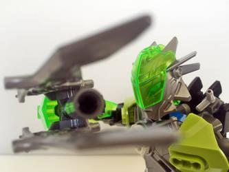 LEGO MOC / MOD - Breez 05 (close-up) by ComicGuy89