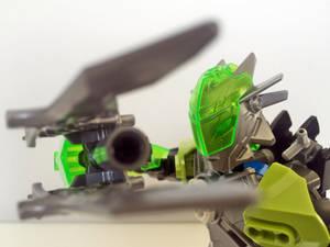 LEGO MOC / MOD - Breez 05 (close-up)