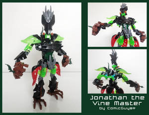 LEGO MOC - Jonathan the Vine Master
