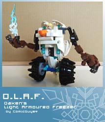 LEGO MOC - O.L.A.F. by ComicGuy89