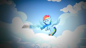 Rainbowdash - Wallpaper [1920x1080]