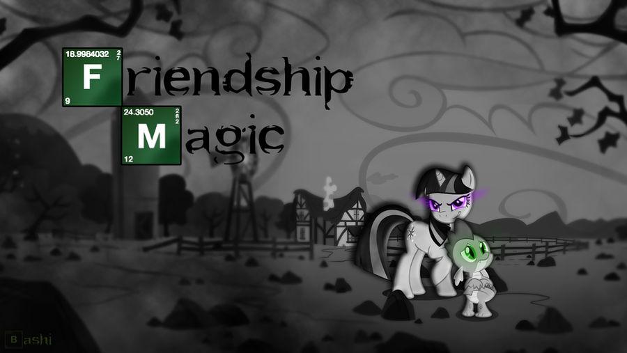 Friendship Was Magic Wallpaper 1920x1080 By Nakan0i On Deviantart
