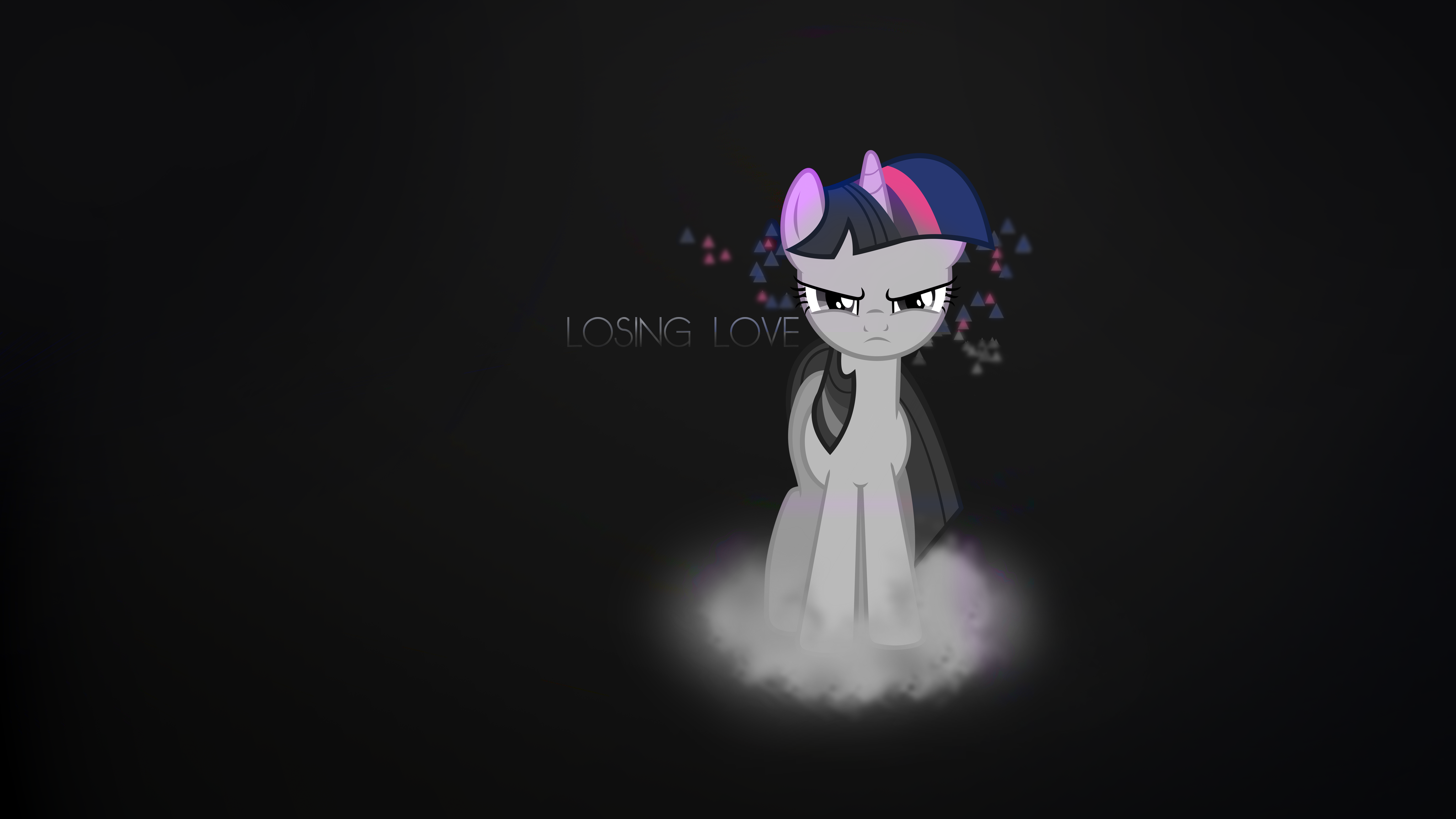 Twilight losing love wallpaper 4k by nakan0i on deviantart - I love you 4k ...