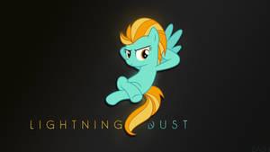Lightning Dust - Wallpaper 4k