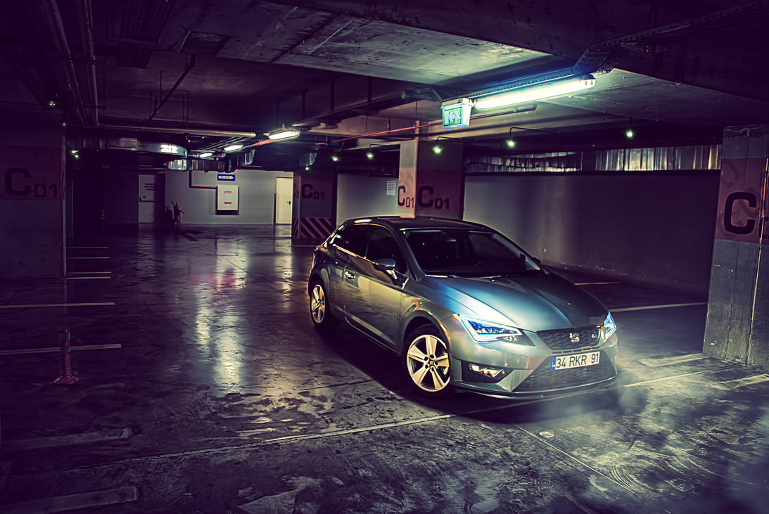 Seat Leon FR by Xordinate