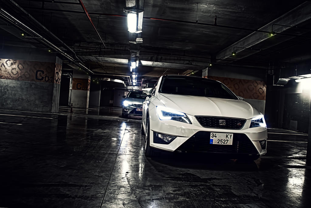 Seat Leon SC by Xordinate