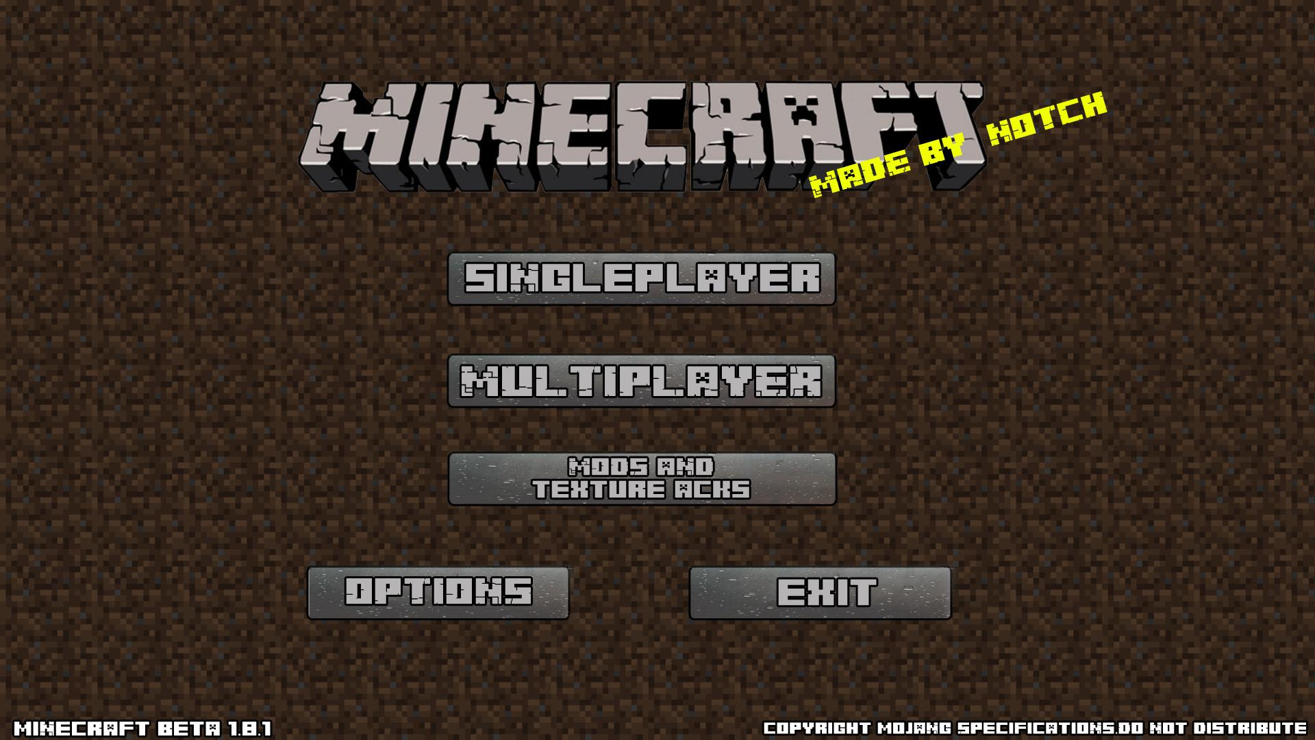 Best Wallpaper Minecraft Home Screen - minecraft_home_screen_by_craftersfusion_by_craftersfusion-d5zkshg  You Should Have_1001865.jpg