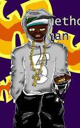 Method Man by realmizudera