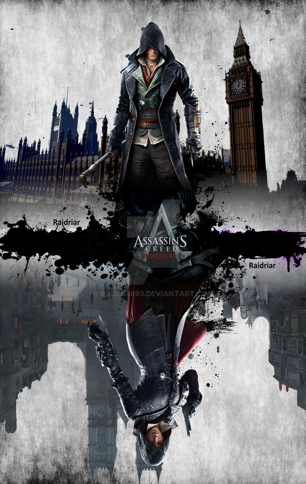 Assassin S Creed Syndicate Wallpaper By Raidriar93 On Deviantart