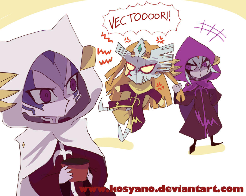 Yuma X Astral L: Vector-is-so-mean-to-misael By Kolilop On DeviantArt