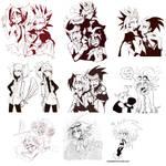 Arc-V doodle