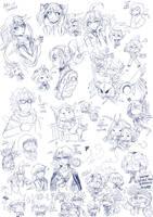 Arc-V doodle 3 by kolilop