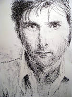 David Tennant by CubistPanther