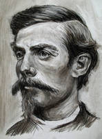 Civil War Sketch by CubistPanther