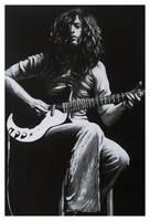 Jimmy Page by CubistPanther