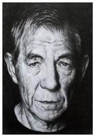 Sir Ian Murray McKellen by CubistPanther