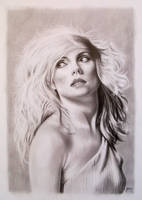 Debbie Harry by CubistPanther