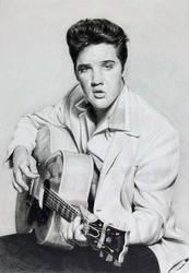 Elvis by CubistPanther