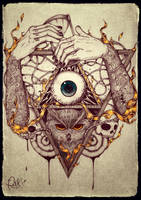 The Eye by rifalisme