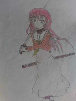 Hinagiku v2 with color
