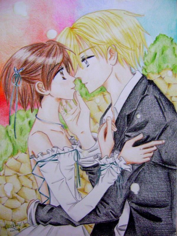 Soooo romantic i love it adoro como se hacen los dos
