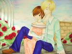.TamaHaru LoveLove-chan.