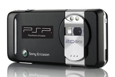 PSP PHONE by Ivan102