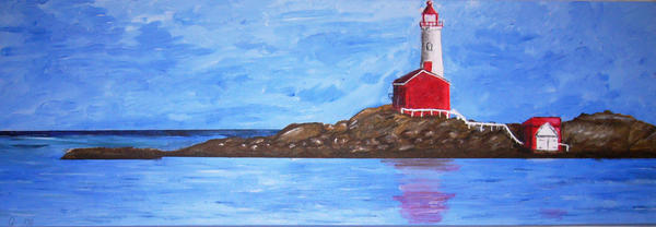 Painting:Lighthouse