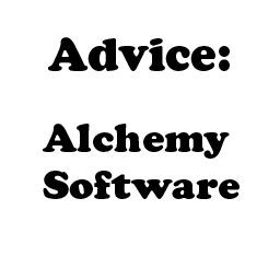 Advice: Alchemy Software by Crevist