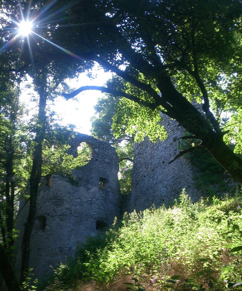 Castle by Kay7SK