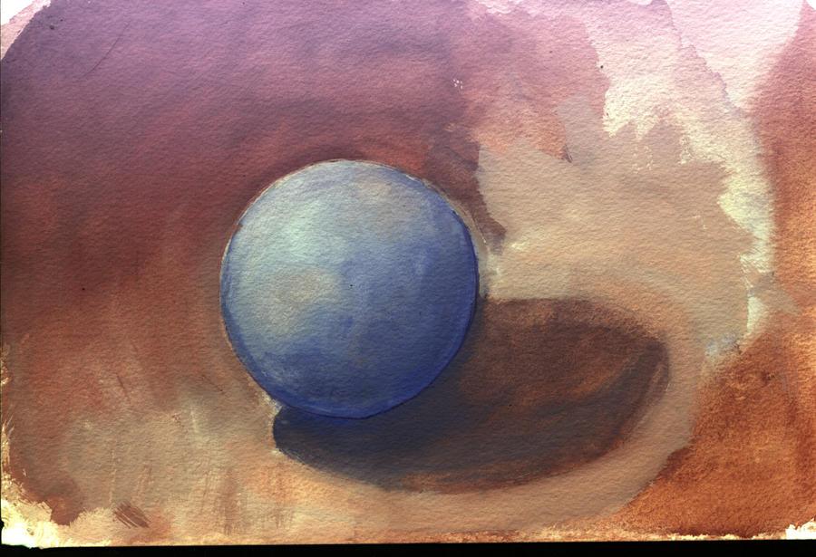 Gouache Sphere