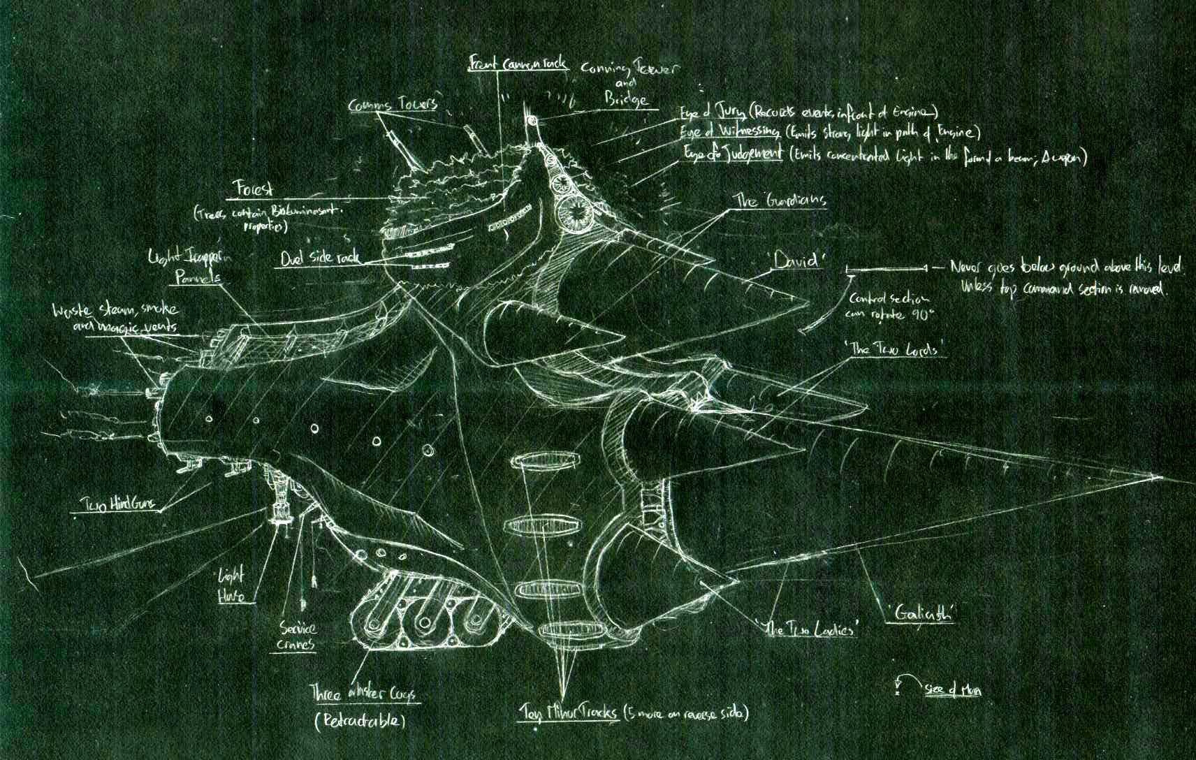 Burrell Engine - Earth