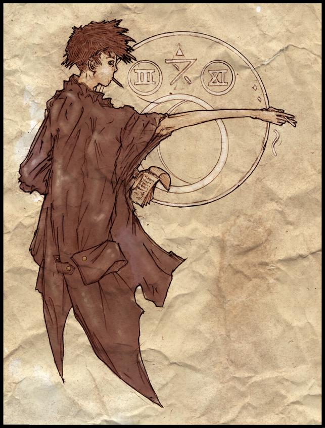 I - The Magician