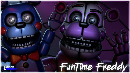 OFFICIAL FUNTIME FREDDY (SFM) by LunaticPlushtrap