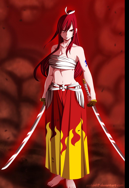 Badass Female Anime Characters