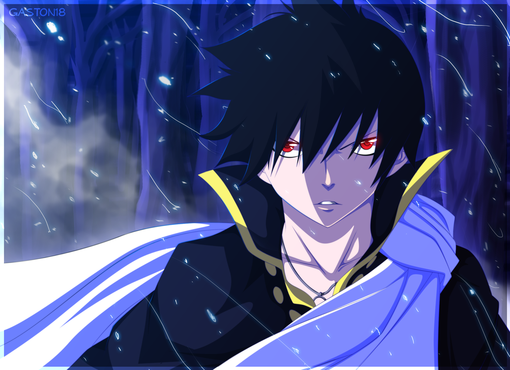 Zeref by gaston18Zeref Angry