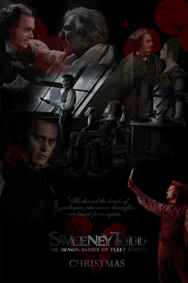 Sweeney Todd The Demon Barber of Fleet Street 2007 Film