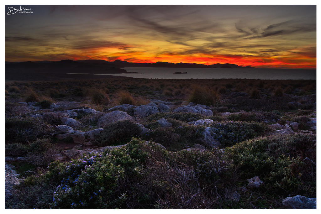 Cavalleria Sunset by Climbotizzo